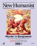 The cover of the Autumn 2015 New Humanist.