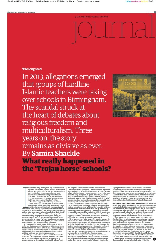 Trojan Horse Long Read